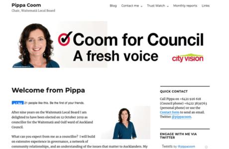Pippa Coom