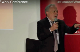 Robert Reich at #futureofworkNZ