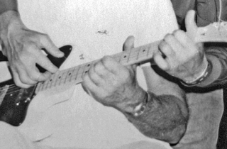 Party trick with telecaster