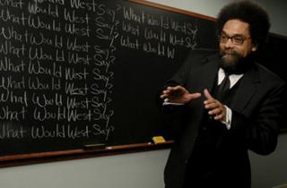 Dr Cornel West